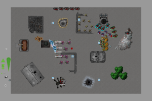 Chaos Daemons vs Scarstar Tau T1
