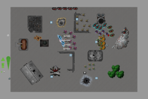 Chaos Daemons vs Scarstar Tau T1,5