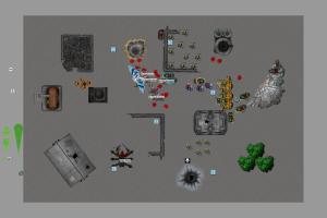 Chaos Daemons vs Scarstar Tau T2