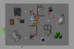 Chaos Daemons vs Scarstar Tau T3