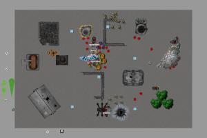 Chaos Daemons vs Scarstar Tau T3,5