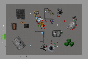 Chaos Daemons vs Scarstar Tau T4
