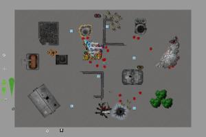 Chaos Daemons vs Scarstar Tau T5
